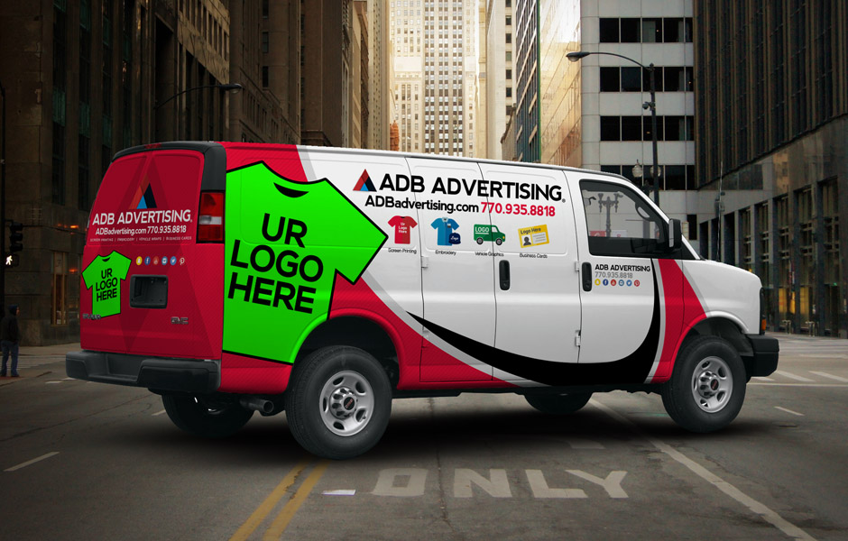 ADB Vehicle Wrap